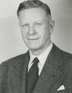 1950 - DR. EDWIN THOMAS HODGE (Charter Member)