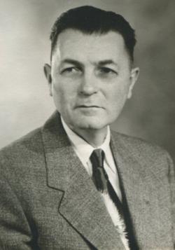 1951 - FORD E. WILSON