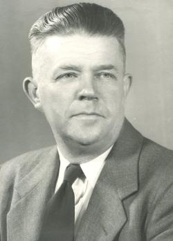 1954 - ALBERT JAMES KEEN