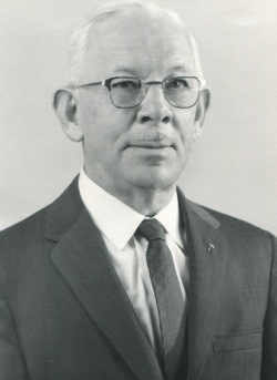 1955 - WILLIAM FERGUSON CLARK