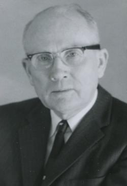 1956 - FRANCIS GARRITT GILCHRIST