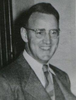 1958 - DR. JAMES STAUFFER