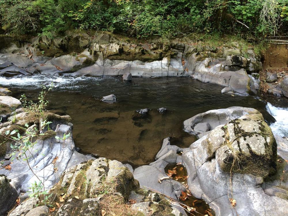 Sept. 2014 — Cascades Sedimentary Geology