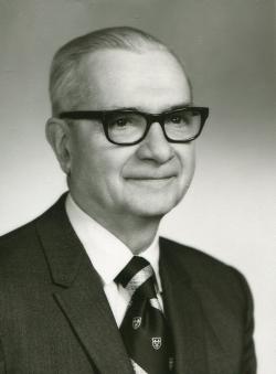 1970 - LOUIS EDWARD OBERSON (CHARTER MEMBER)