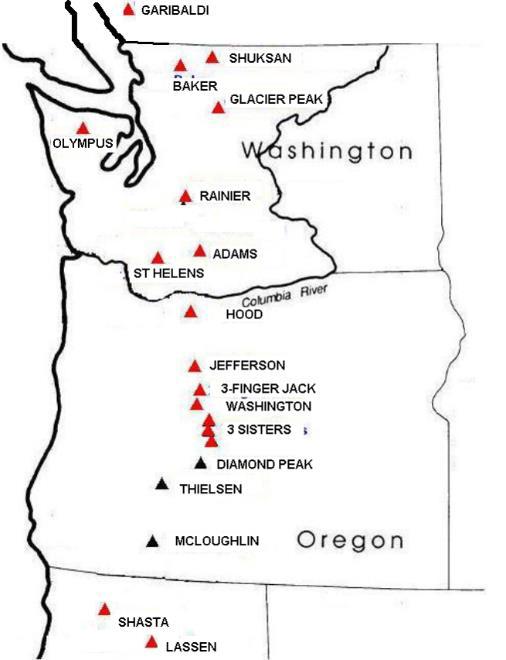 Pacific Northwest Peaks