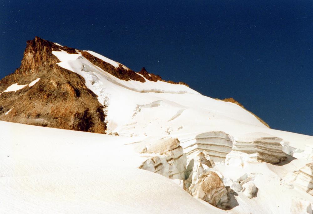 Mt. Garibaldi in British Columbia