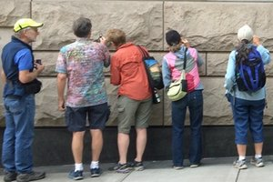 Ancient Walls I: A Geological Walking Tour of Downtown PDX @ Portland, OR
