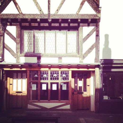 The Canterbury showroom
