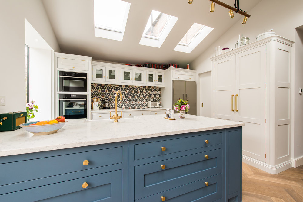 London Victorian Kitchen Extension