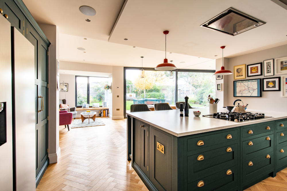 North London Kitchen Extension