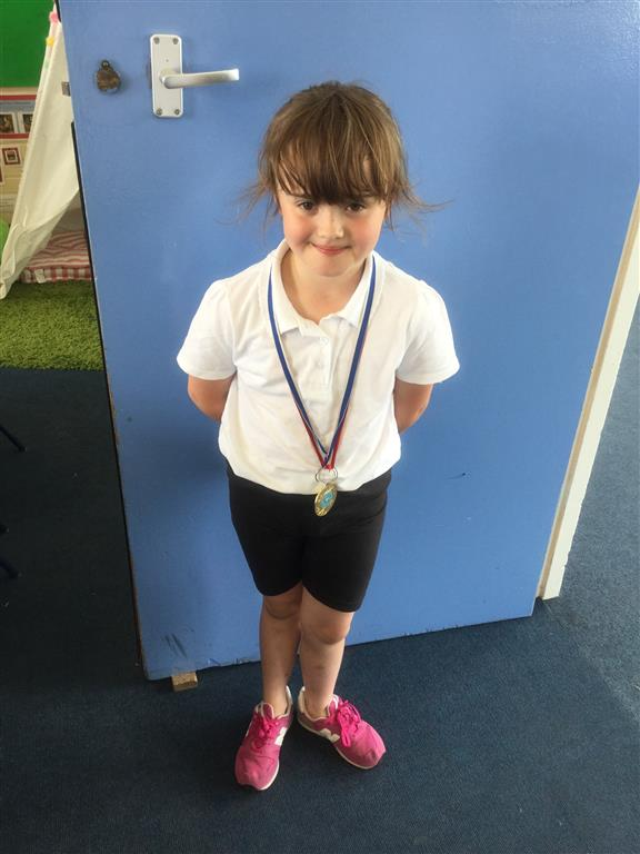 Our 'Champion of the Week' is Faith for all her continued hard work and effort in lessons.  Well done Faith!  -