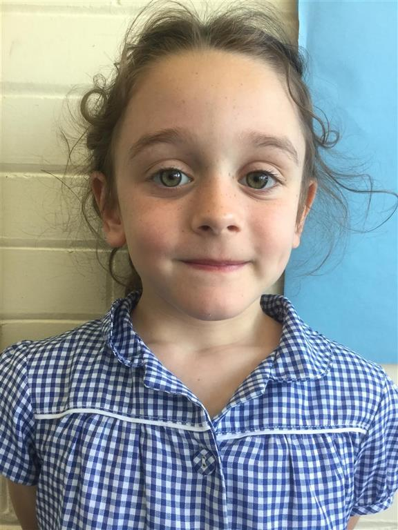 This week's Explorer of the Week is Daisy, who has really been challenging herself this week! -