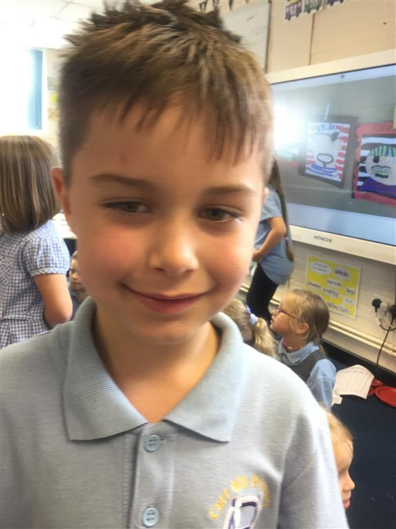 Our Explorer of the Week is Zach, for superb behaviour for learning, all of the time! Keep up the great work, Zach! -
