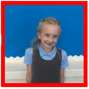 Champion of the week Amelia Glod is a super role model because she always listens carefully and is keen to learn. Well done, Amelia. - Amelia Glod is a super role model because she always listens carefully and is keen to learn. Well done, Amelia.