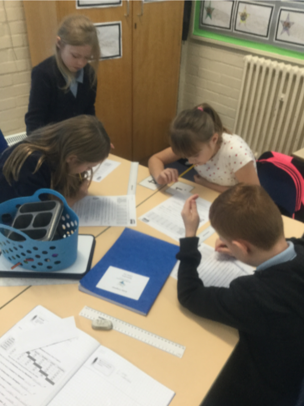 Maths: Our work on statistics continued this week ,and we began to interpret information in bus and train timetables. We have been working in small groups to help support each others learning. -