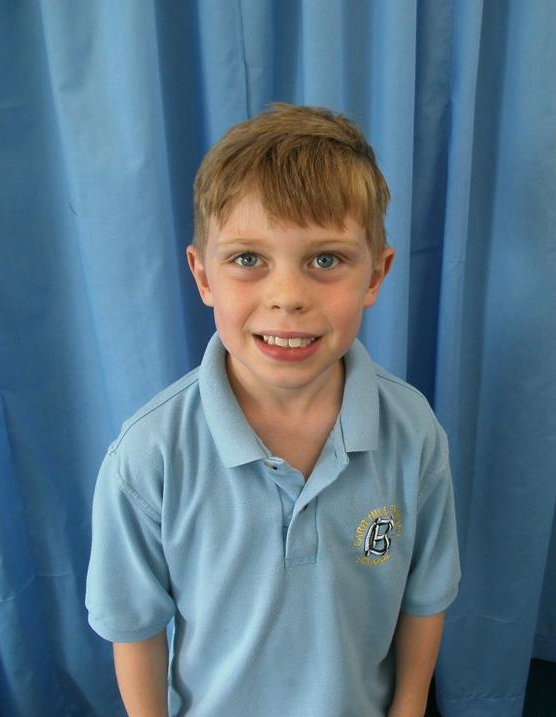 Samuel is our 'Champion of the Week' because he has made excellent progress throughout the term and scored the highest mark on the reading test we did last week. Well done Samuel for all of your hard work, keep it up! -