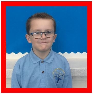 Champion of the weekOllie has shown super thinking skills this week, especially in our maths lessons. Well done, Ollie! You deserve this! -