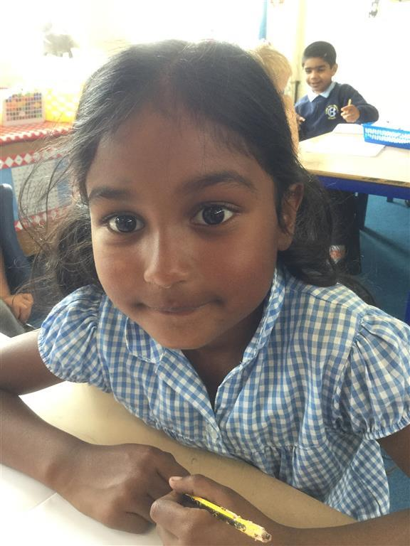Our Explorer of the Week is Madhu. She always shows excellent behaviour for learning and takes pride in all that she does. -