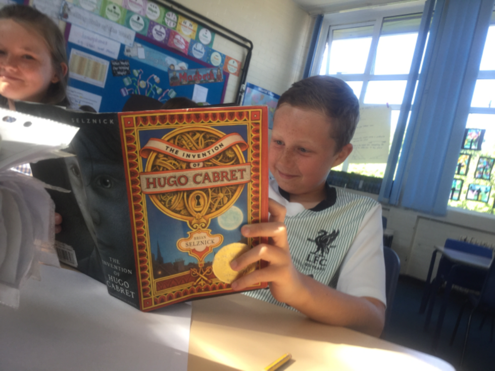 Zak'I think this book is amazing because it has a lot of action and you never get bored! The pictures are realistic and are a joy to look at!' -
