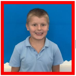 Jack deserves to be our Champion of the Week because he is trying so hard to learn his multiplication tables.  I'm sure he'll succeed very soon due to his self-motivation!  -
