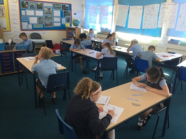 Assessing Progress: This week, we've tackled our Summer 2 progress checks. Impressive effort shown by everyone! -