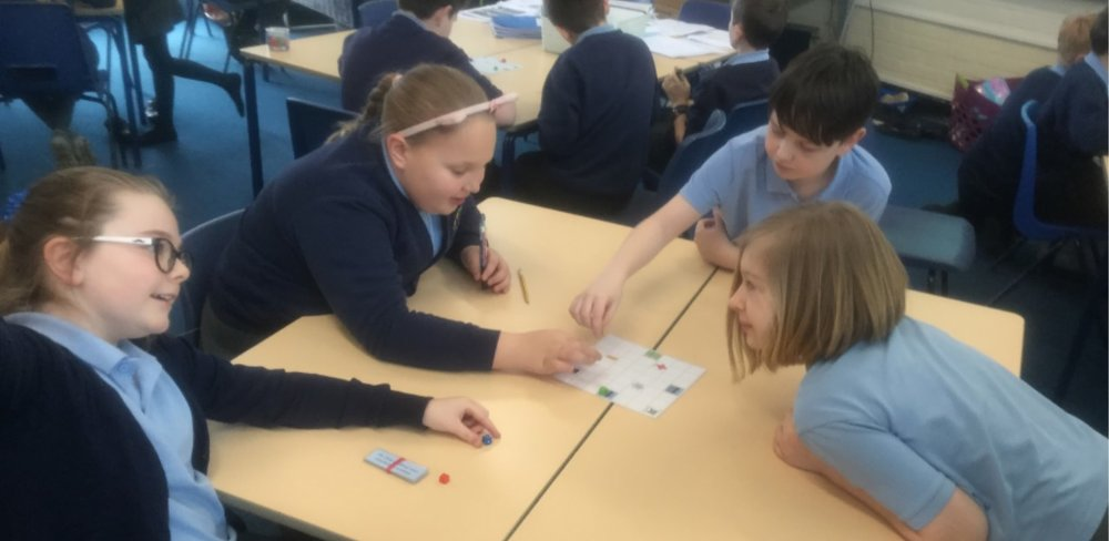 After learning all about the classification of animals in science, we put our knowledge to use and began to create our own games! There have been some ace adaptations on familiar games! -