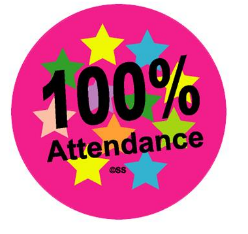 Still celebrating achievement (it's been a super week!), we earned the trophy and medals this week for 100% attendance. Well done everyone! -