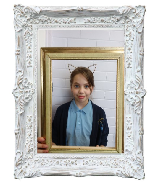 Callie came to show me the hard work she has been doing at home to help her reach her targets in Maths. This is very impressive, and I hope it really pays off. Keep up with the tremendous effort Callie! -