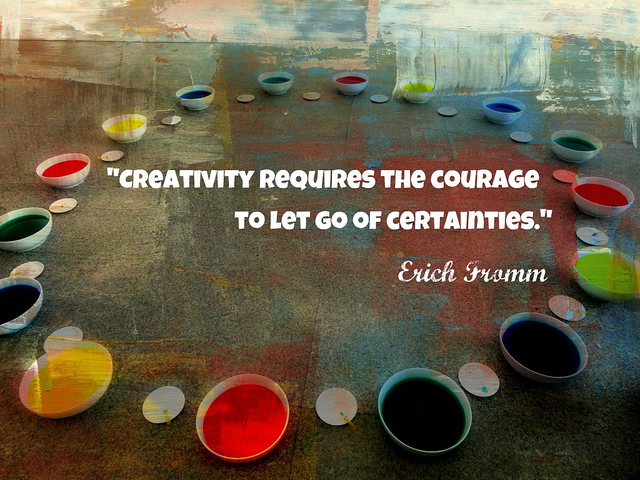 Creativiteit nodig?