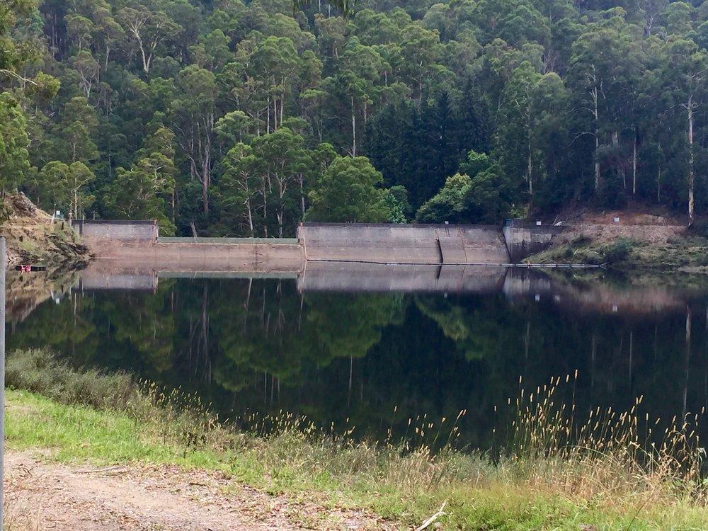 Junction Dam.