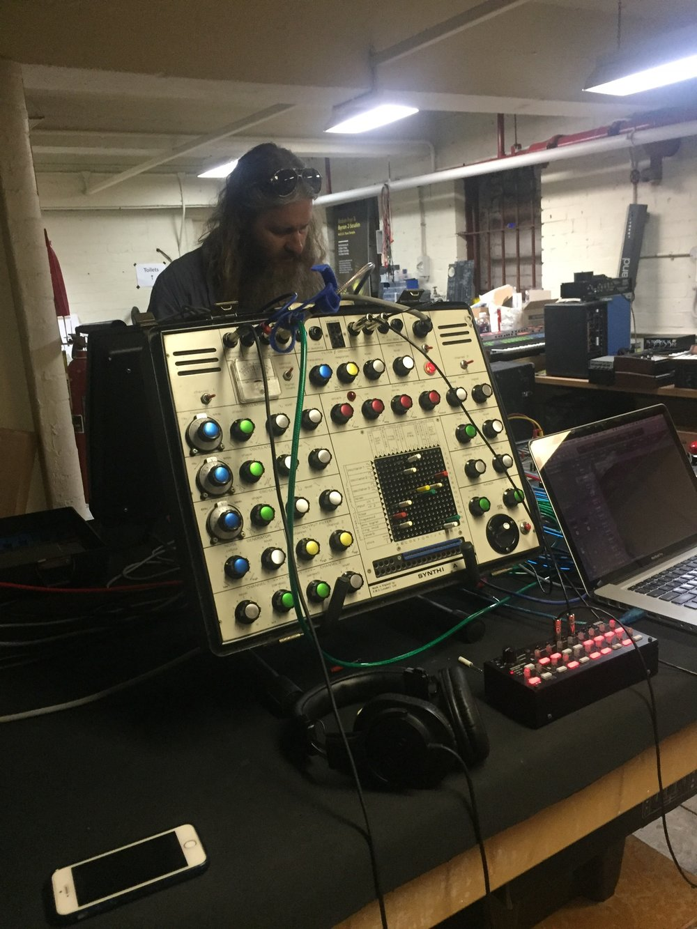 SYNTHI A and Robin