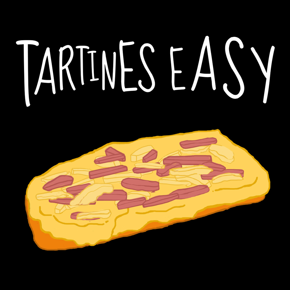 Tartines Easy