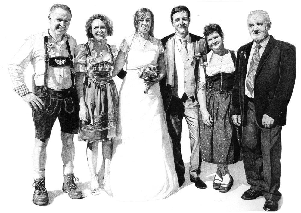 Patrick Rabensteiner / Matrimonio - Hochzeit