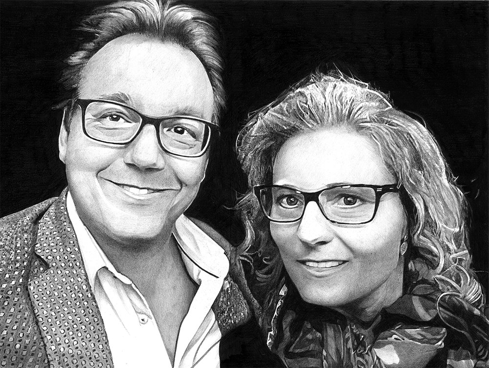 Stefan e moglie