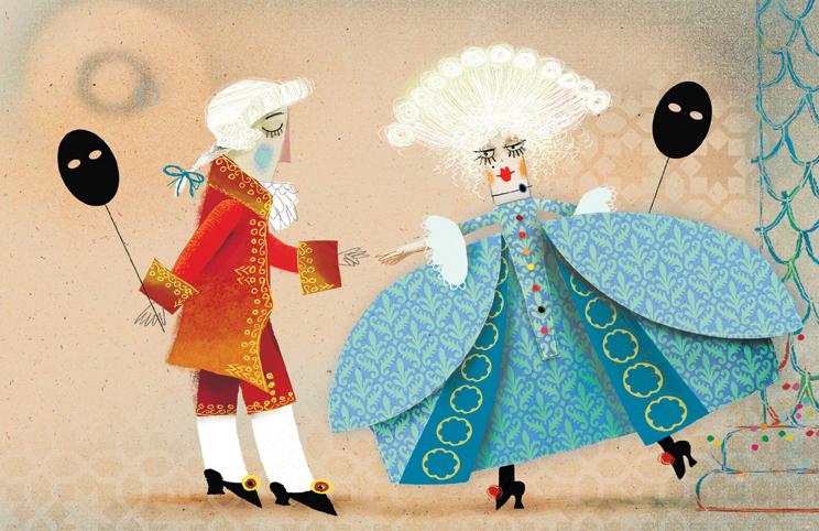Ilustración de Tesa González