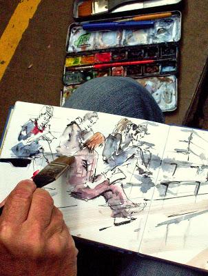 Imágenes cedidas por Valladolid Dibuja.