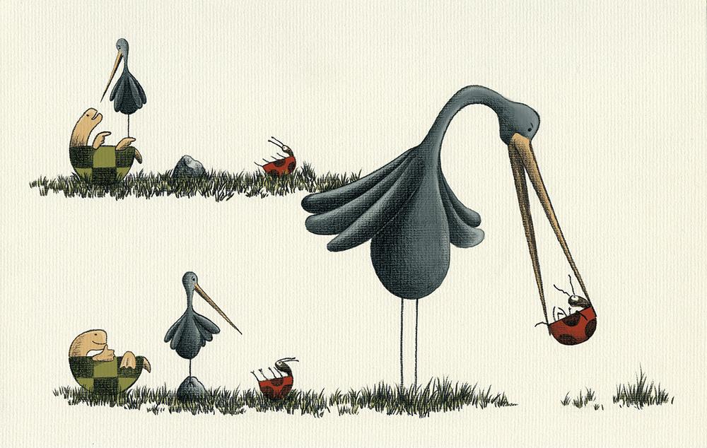 Ilustración de Fernando Pérez.