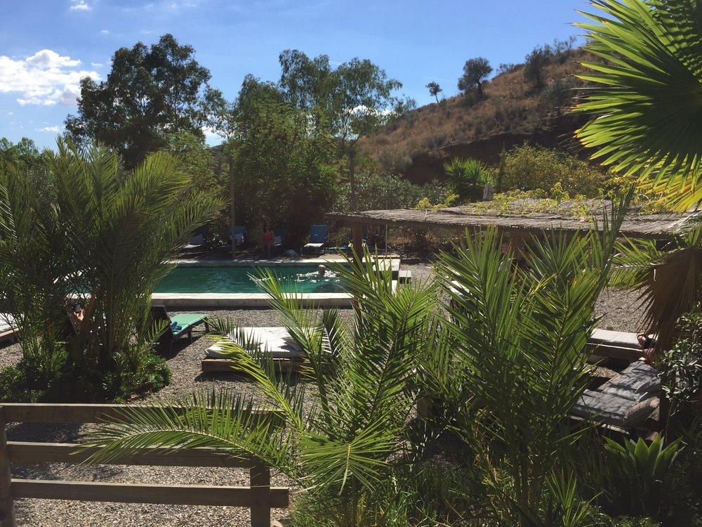 Pool at Valle De Vida