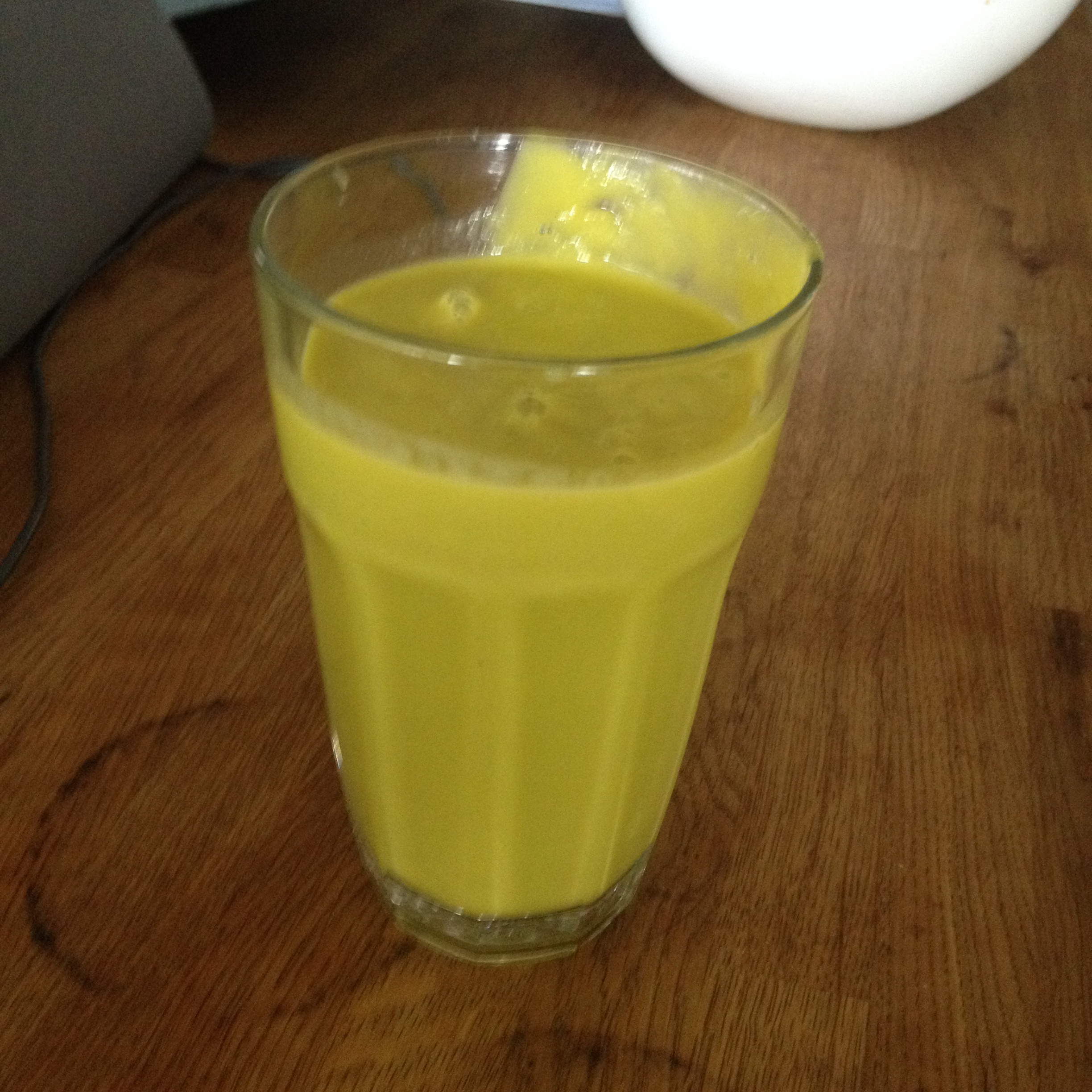Avocado & Orange Smoothie