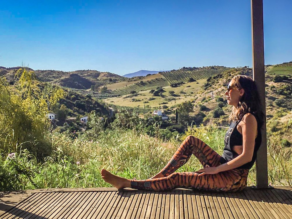 The Fit Traveller Experience - By Annie Scott