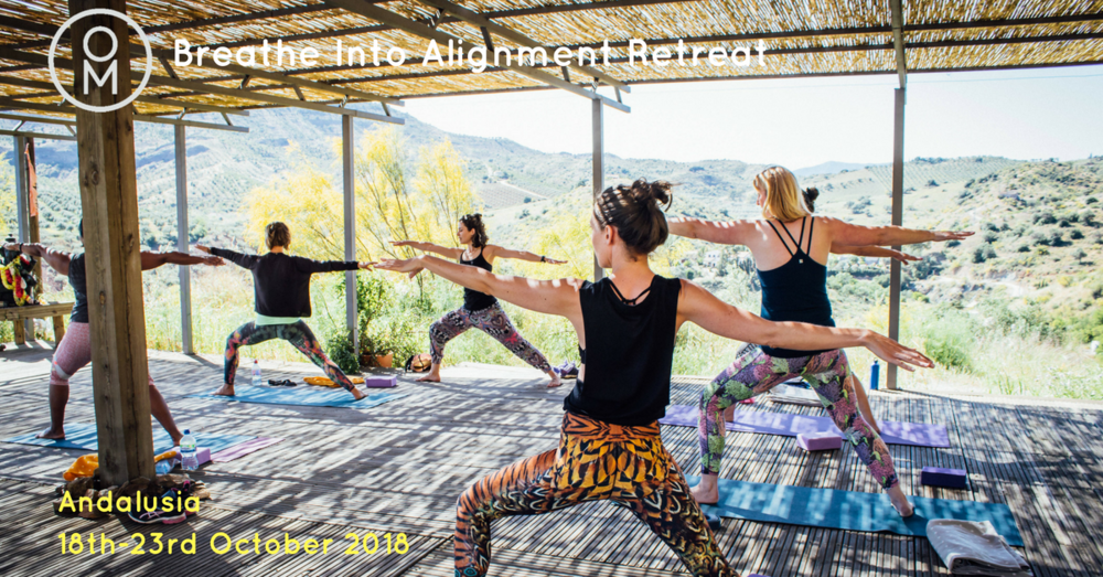 Discover how to work with air for your benefit through breath and sound practices on our retreat Breathe into Alignment.