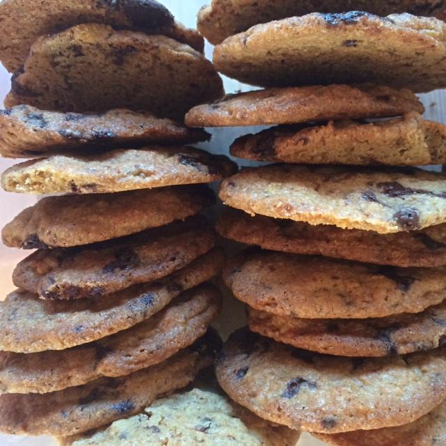 Chocolate Chip Cookies inkl. Chokolade