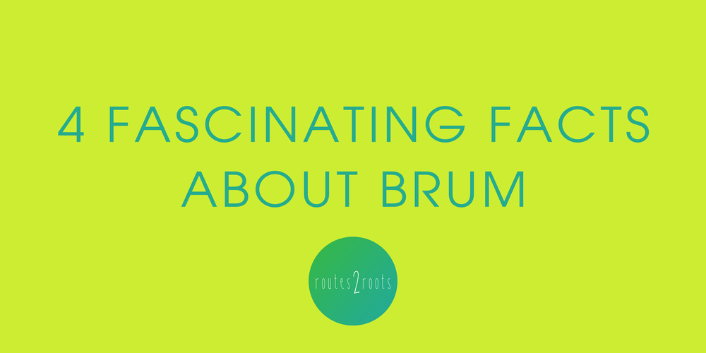 Four fascinating facts about Brum - Elise Turner