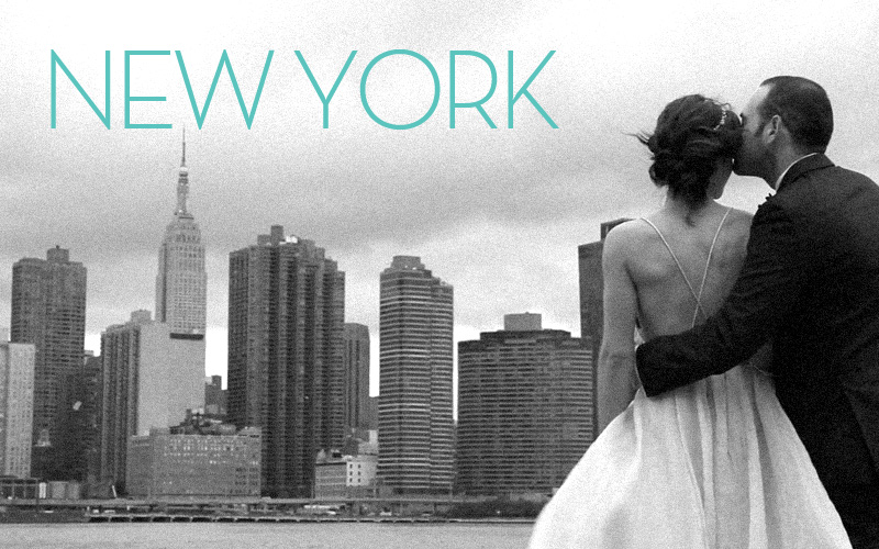 New York wedding videographer