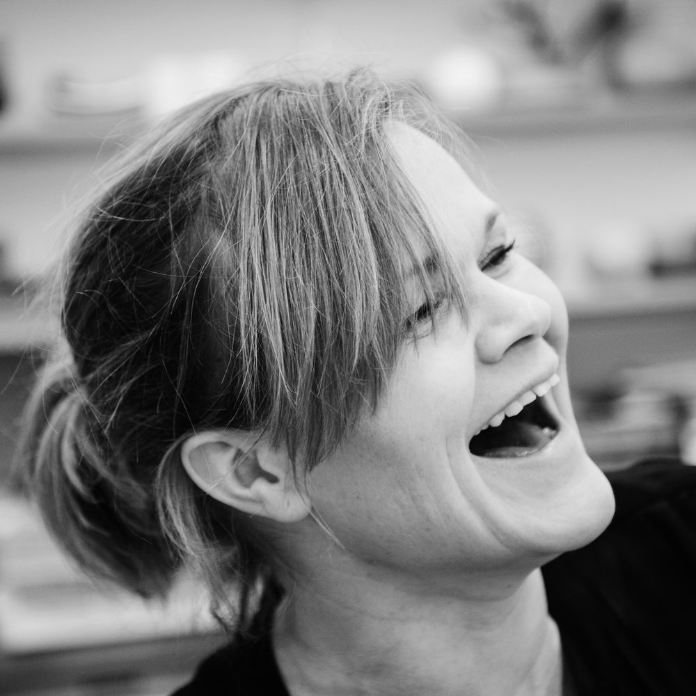 Constance Gaard Kristiansen  is the head of product development and quality control, and the expert on clay and glazes and ceramic production - especially the weird and hand-built things. She even has a master in ceramic design!