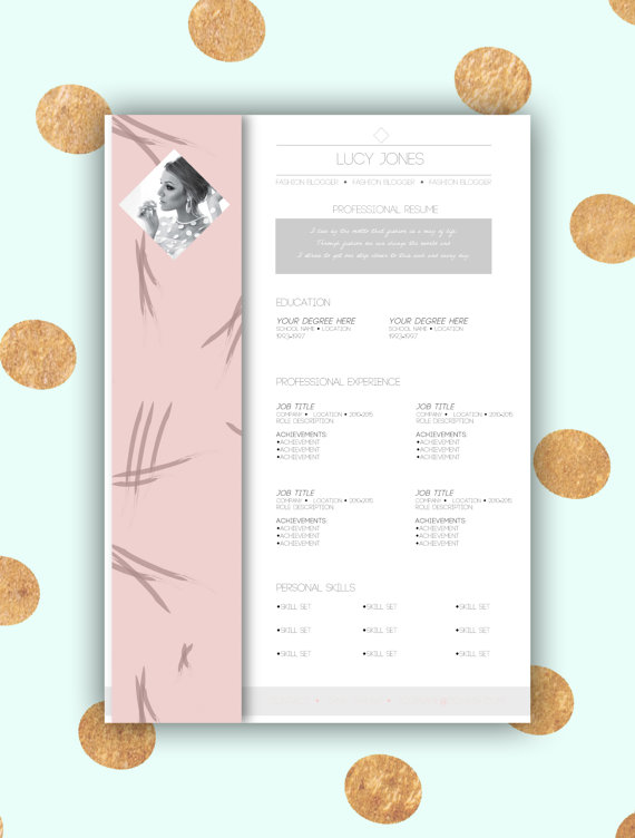 Resume Template Simple  CityEsporaCo
