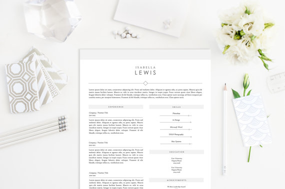 The White And Chic Word Zip Download