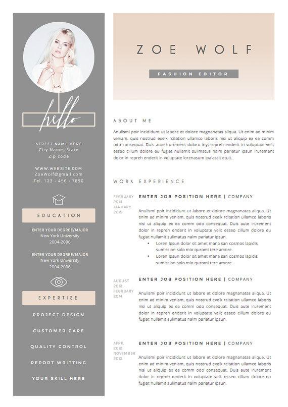 11 dazzling creative resume templates