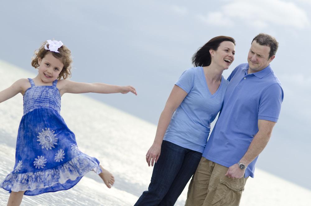 Family Beach Photographer - St. Petersburg, FL