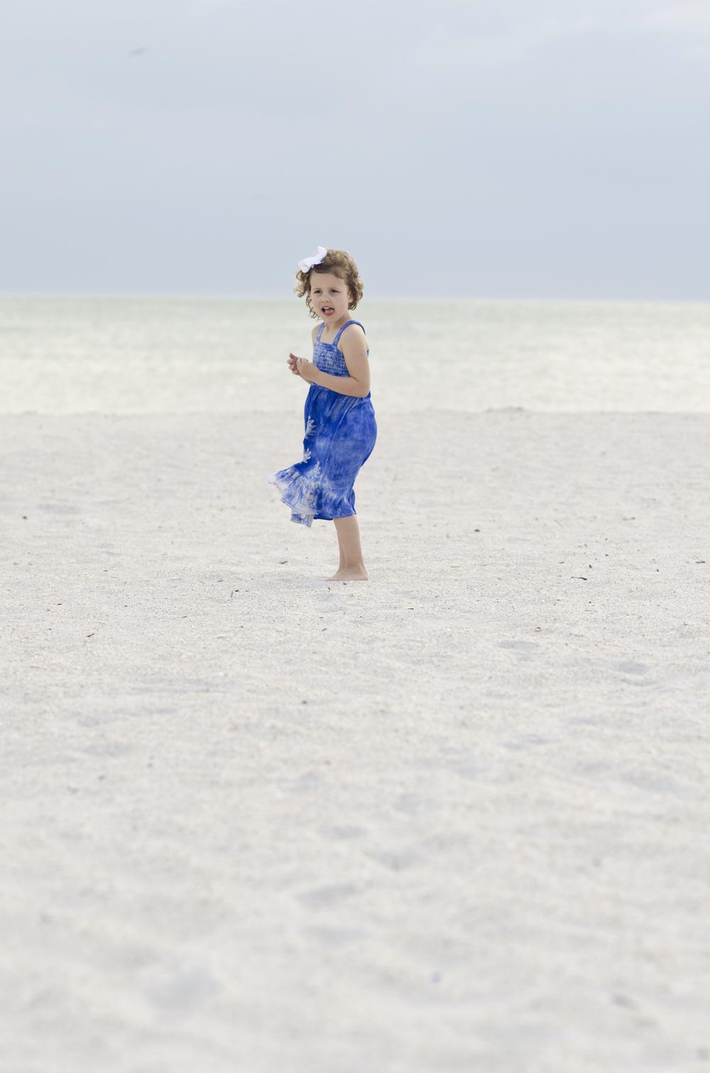 Family Beach Photos - Tampa, FL